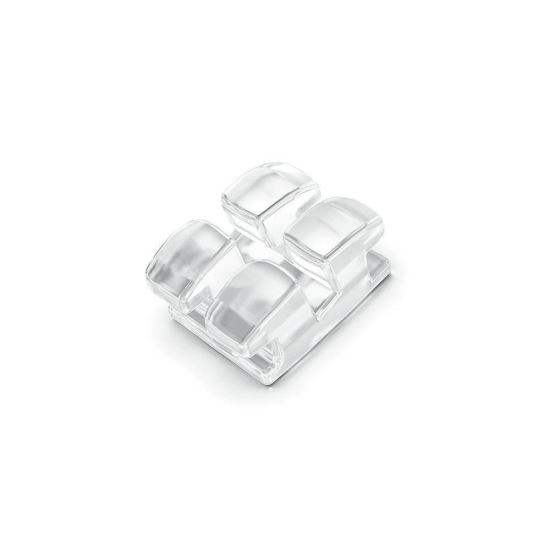 Bracket ceramica Intrigue Clear Roth .018